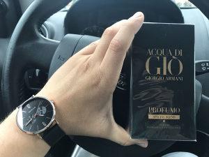 Armani Acqua di Gio Profumo Special Blend 10ml dekant