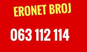 Eronet broj 063 112 114
