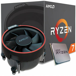 AMD Ryzen 7 2700 3.20GHz AM4