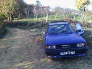 Prodajem Audija 80cc
