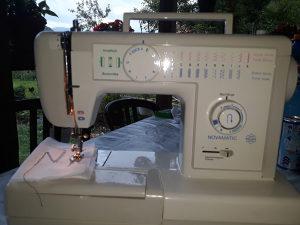 Mašina za sivenje Novamatic