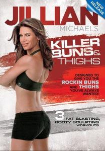 DVD-Jillian Michaels kolekcija -4 videa