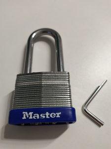 MasterLock katanac
