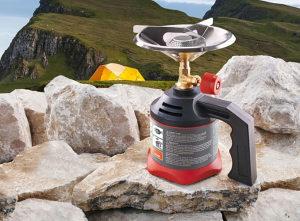 Extra plinska boca mini POWERFIX za kamp,planina idr