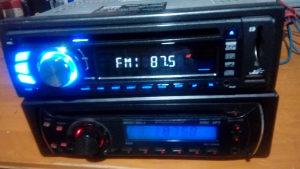 Auto cd