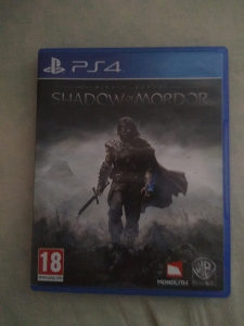 Shadow of Mordor PS4 igrica