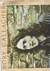 RORY GALAGHER -CALLING CARD Lp