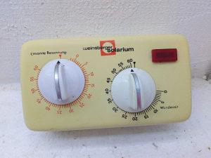 Tajmer za solarijum