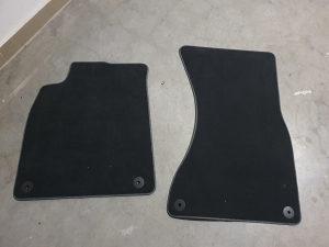 Patosnice platnene podmetaci original Audi A6