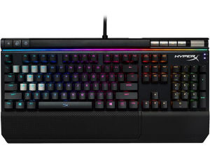 HyperX Alloy Elite RGB MX Brown German Black