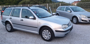 VW Golf 1.9 Tdi karavan euro 4