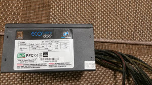 Real Power Ultron ECO Silent 850W 80+Bronze