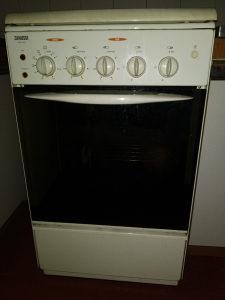 Zanussi kombinovani štednjak