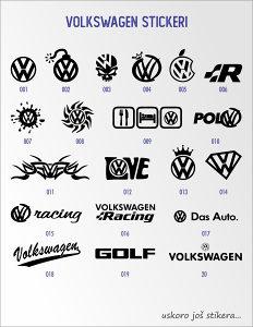 Stickeri/Stikeri Auto folije/naljepnice po želji/kamion