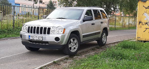 Jeep grand Cherokee 3.7  4×4 Zamjena ne