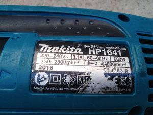 Makita bušilica 680 wati