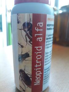 Neopotroid alfa (insekticid) 100ml