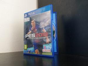 PES 2018 (PS4 / Playstation 4) 18