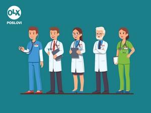Posao - zdravstvo