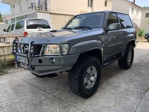 Nissan Patrol 3.0 DI GU4 Off Road
