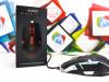 Gaming miš Riotoro Aurox BLACK PRISM RGB 10K DPI