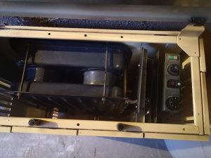 Plinska pec dimnjak