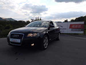 Audi A3 sport back RATE BEZ UCESCA
