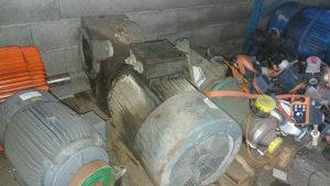 ELEKTROMOTOR SA REDUKTOROM 37kW