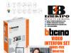 Interfon/Portafon video kit hands-free  Bticino