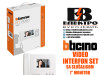 Interfon/Portafon video kit sa slušalicom Bticino