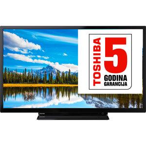 Toshiba Full HD WLAN 49L2863DG Smart TV 5 godina gar