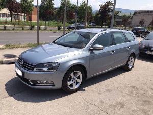 VW VOLKSWAGEN PASSAT B7 1,6 TDI Comfortline BLUEMOTION