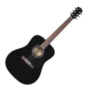 FENDER CD-60 V3 BLK Akusticna gitara