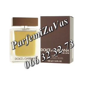 Dolce & Gabbana The One 100ml After Shave ... M 100 ml