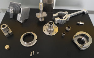 CNC masinska obrada metala - tokarenje i glodanje