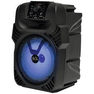 Karaoke zvucnik sa Bluetooth mikrofon Radio USB i aux
