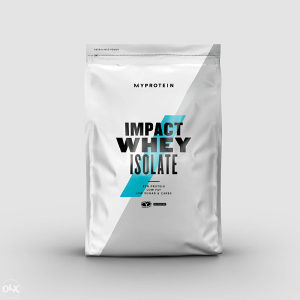 Myprotein Impact Whey Isolate 5kg sa okusom