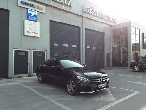 Mercedes-Benz C 250 d 4M