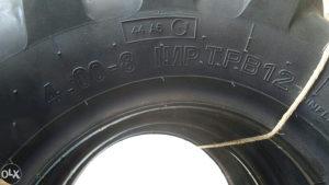 Gume 4.00-8 guma kosilica 400-8