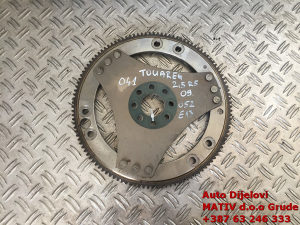 Zamajac prsten Touareg 2,5 R5 TDI 2009. 070105323A