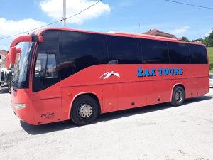 Autobus higer prigradski medjugradski turisticki