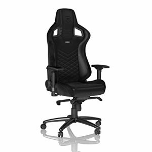 NOBLE CHAIRS EPIC Series Real Leather Gaming Chair