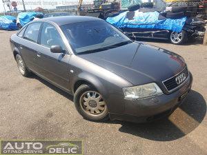 Audi a6 1998 1999 2000 dijelovi 2.4 121kw