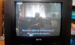 TV BIRA /CRT 55cm/ Očuvan