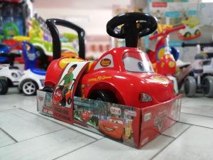 DEDE Cars autic/auto guralica/guraljka za djecu