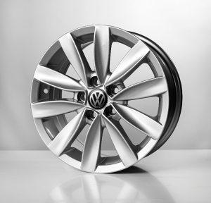 "Alu felge 15"" 5x100 VW Polo Golf 4 57.1 - SET"