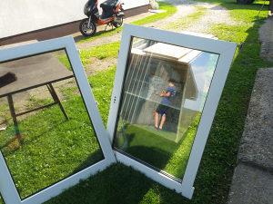 Prozori plasticni