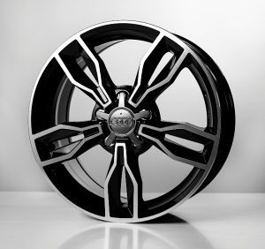 "Alu felge 17"" 5x112 Audi Mercedes SET"