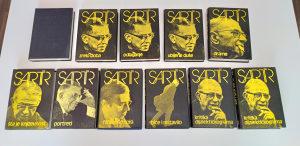 Žan Pol Sartr - sabrana djela 11 knjiga