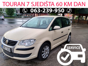 RENT A CAR TOURAN BMW MERCEDES PASSAT ASTRA TOP CIJENE